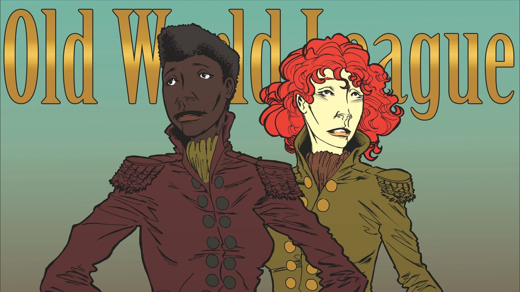 Old World League - Issue #1 project video thumbnail