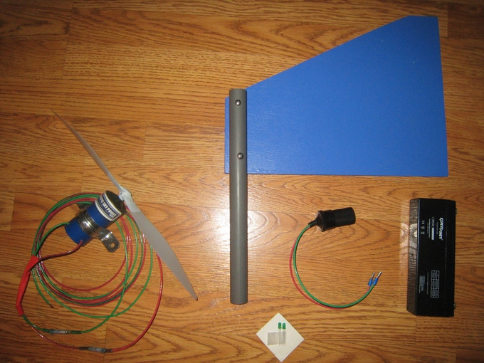 Deluxe GO Turbine Kit Blue Edition