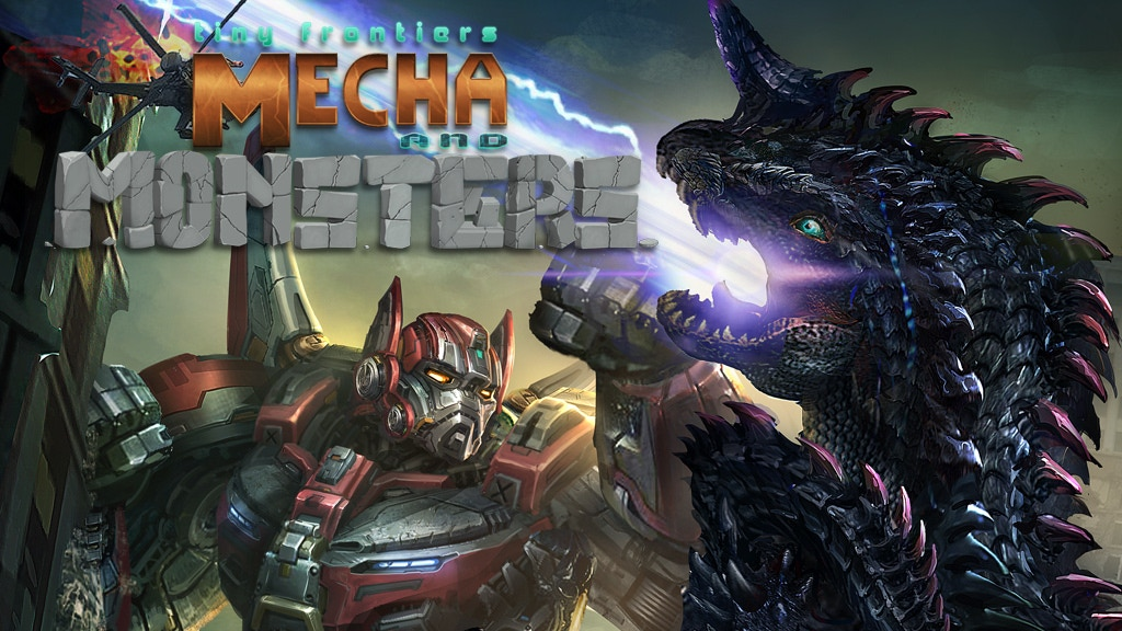 Tiny Frontiers: Mecha and Monsters project video thumbnail