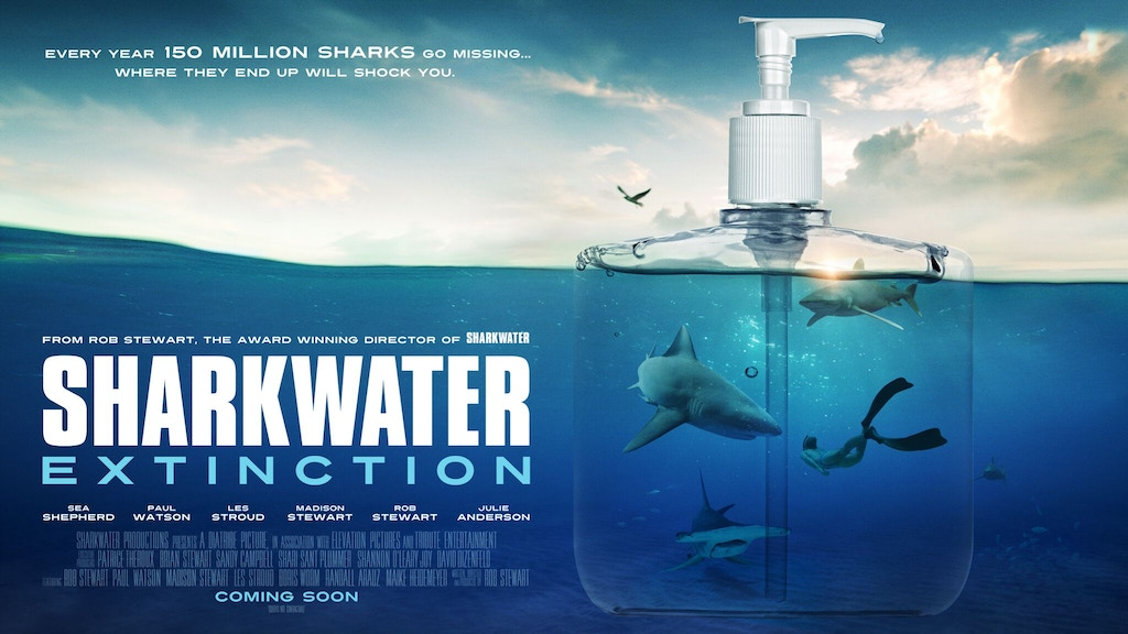 SHARKWATER: EXTINCTION project video thumbnail