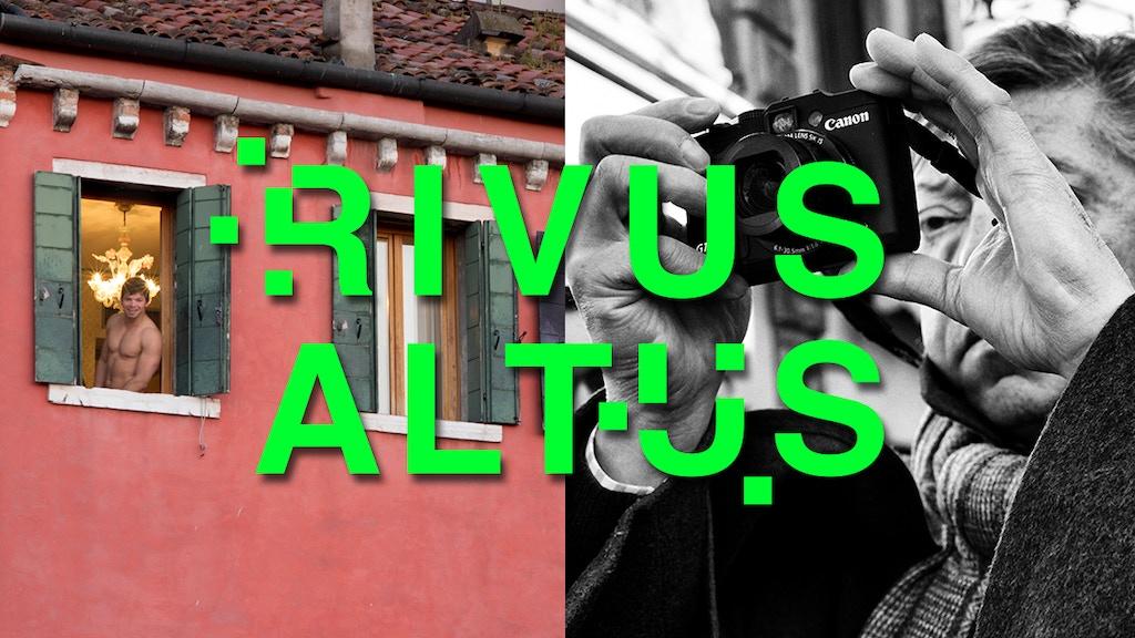 RIVUS ALTUS - 10.000 fragments from Rialto bridge in Venice project video thumbnail