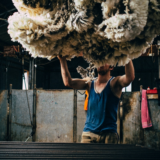 We figured out a way to amplify wool's natural properties. It's called Wool Fresh. It's more comfortable and more functional than merino wool.