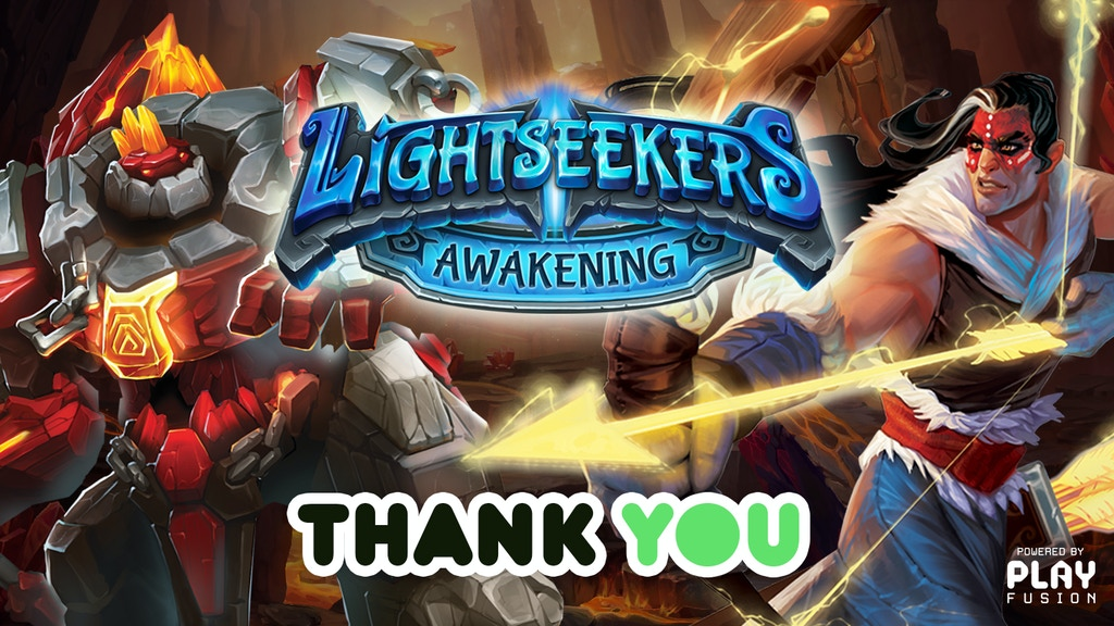 Lightseekers project video thumbnail