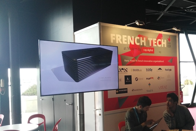 French Tech Corner at Midem