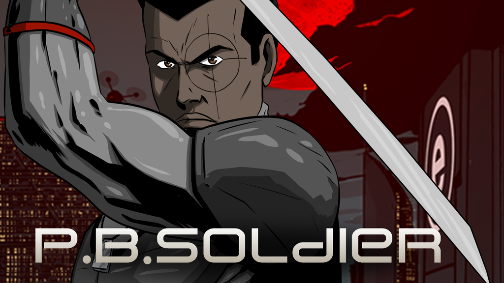 P.B.Soldier: A Comic Book About a Rogue Assassin Turned Hero project video thumbnail