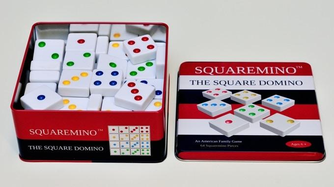 Squaremino™ Game
