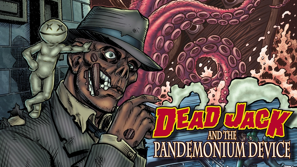 Dead Jack and the Pandemonium Device project video thumbnail