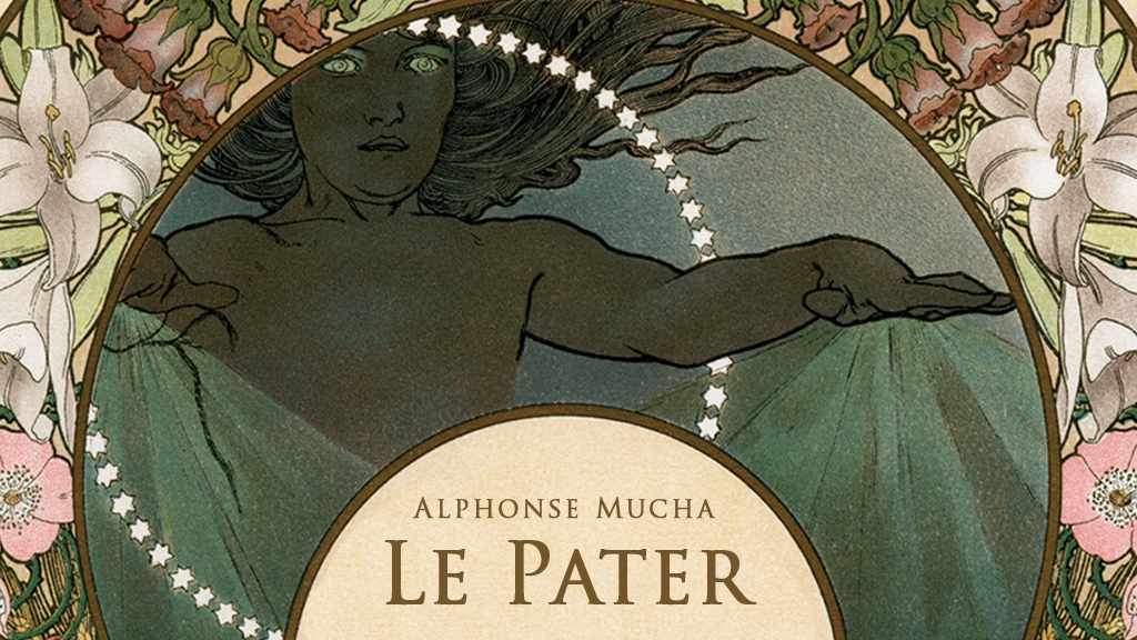 Alphonse Mucha: Reprinting a lost Art Nouveau Masterpiece HC project video thumbnail