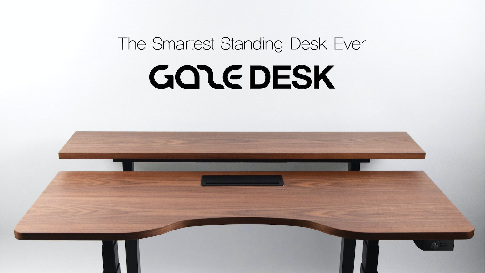 Smartest Standing Desk Ever By Gazelab