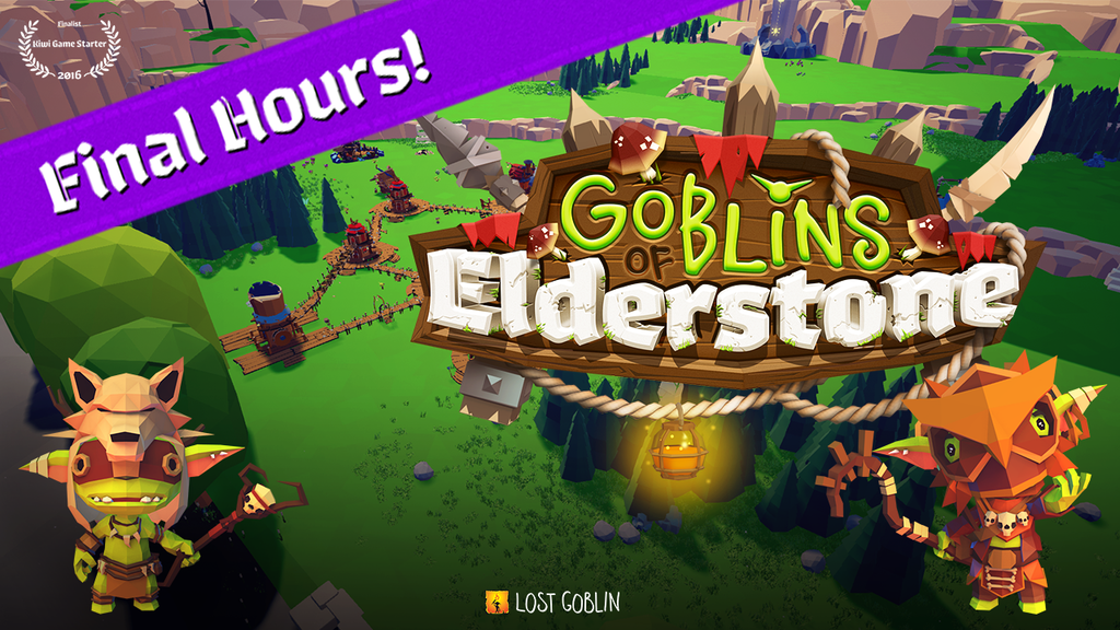 Goblins of Elderstone - The Goblin Tribe Simulator project video thumbnail