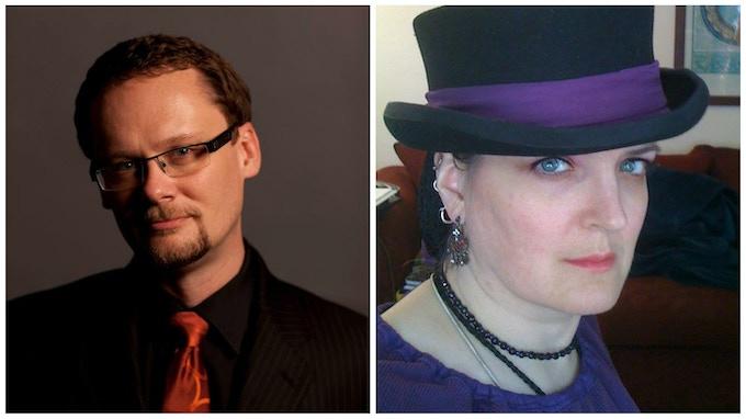Scott R Jones and Juliana Quartaroli