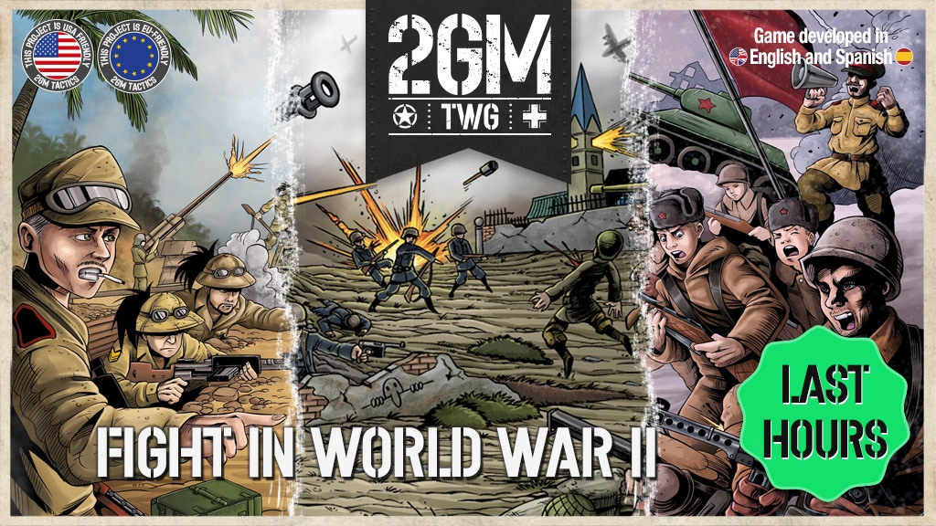 2GM Tactics Wargame and Expansions project video thumbnail