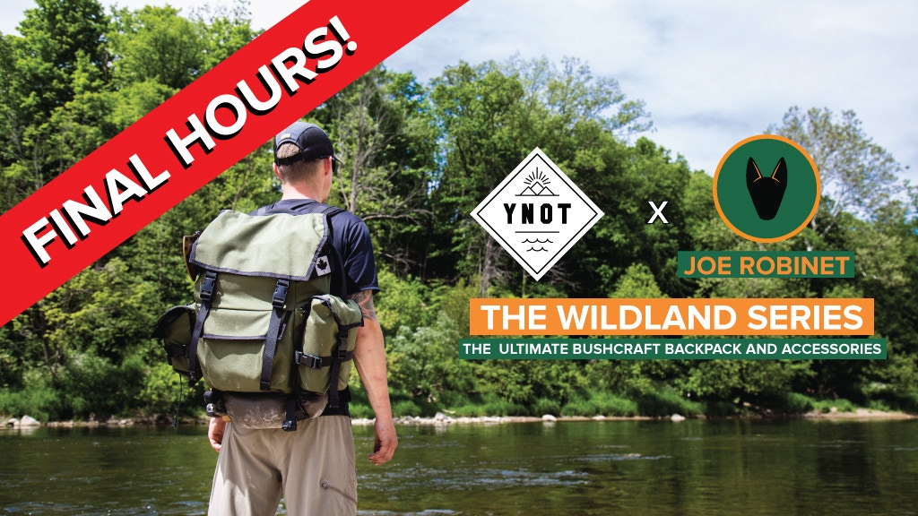 The Wildland Scout Backpack The Ultimate Bushcraft Rucksack project video thumbnail