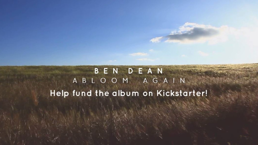 R1P Presents: 'Abloom Again' by Ben Dean project video thumbnail