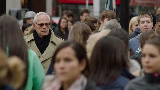 Dieter in London, 2015