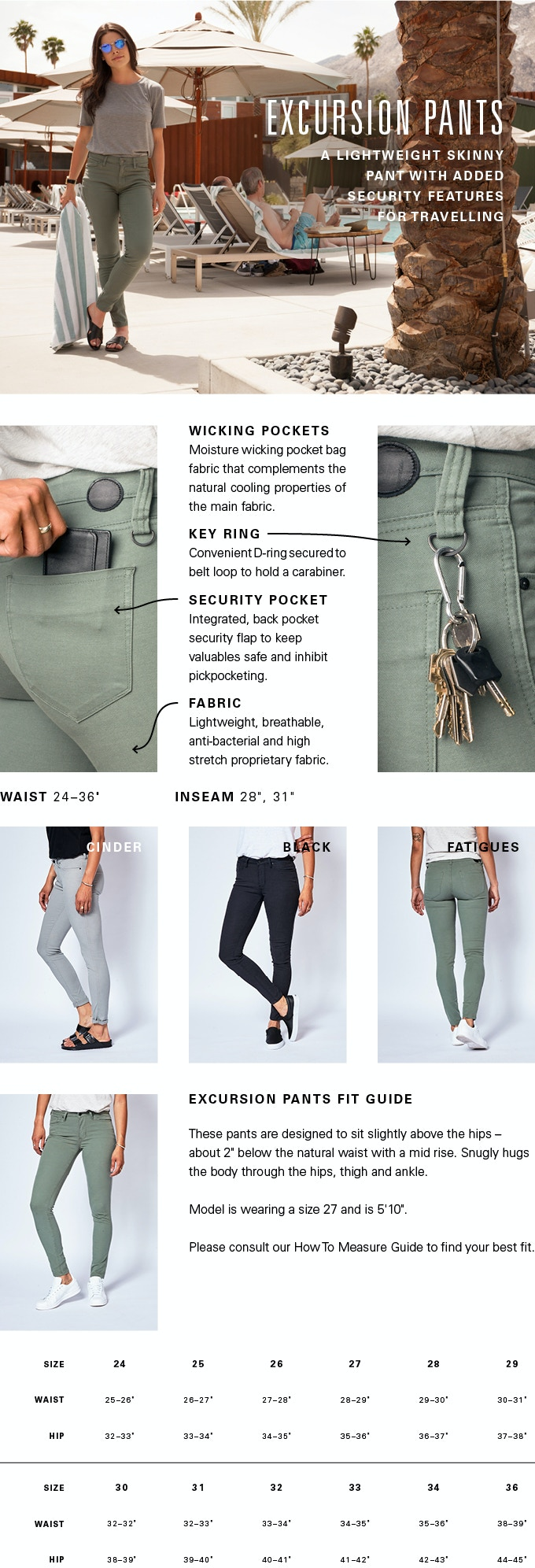 f2554659 The Live Lite pants keep you cool in hot weather and can be worn from  business meetings to wilderness adventures, but there may be days where you  can get ...