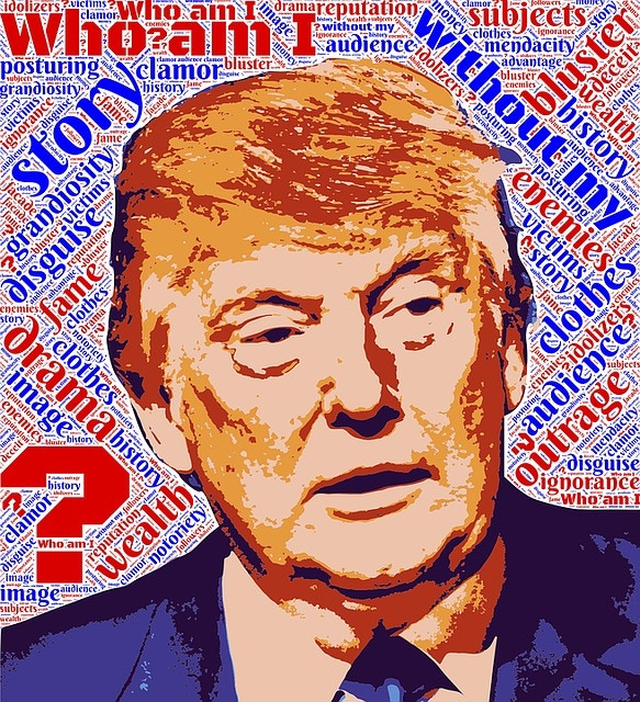 Who is Donald J Trump?