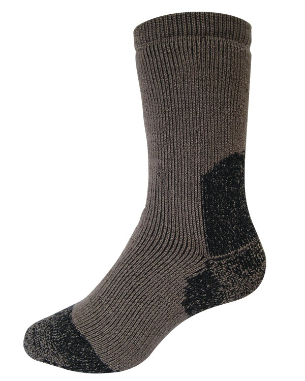 Early Prototype 2 - Crew 10'' : Significantly breathable in the summer or the winter. These socks keep your feet dry and blister free.