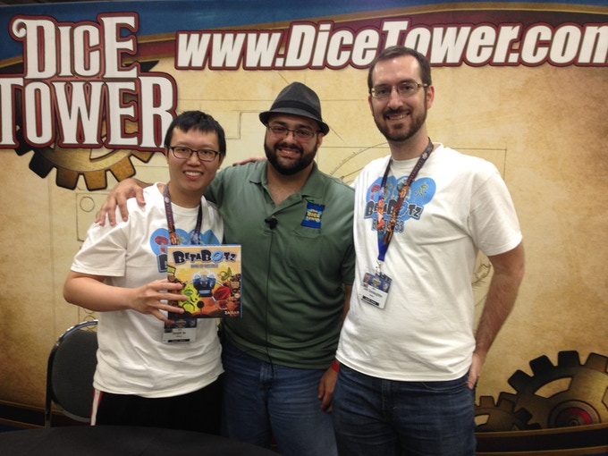 Betabotz Team Demo with Zee Garcia from The Dice Tower