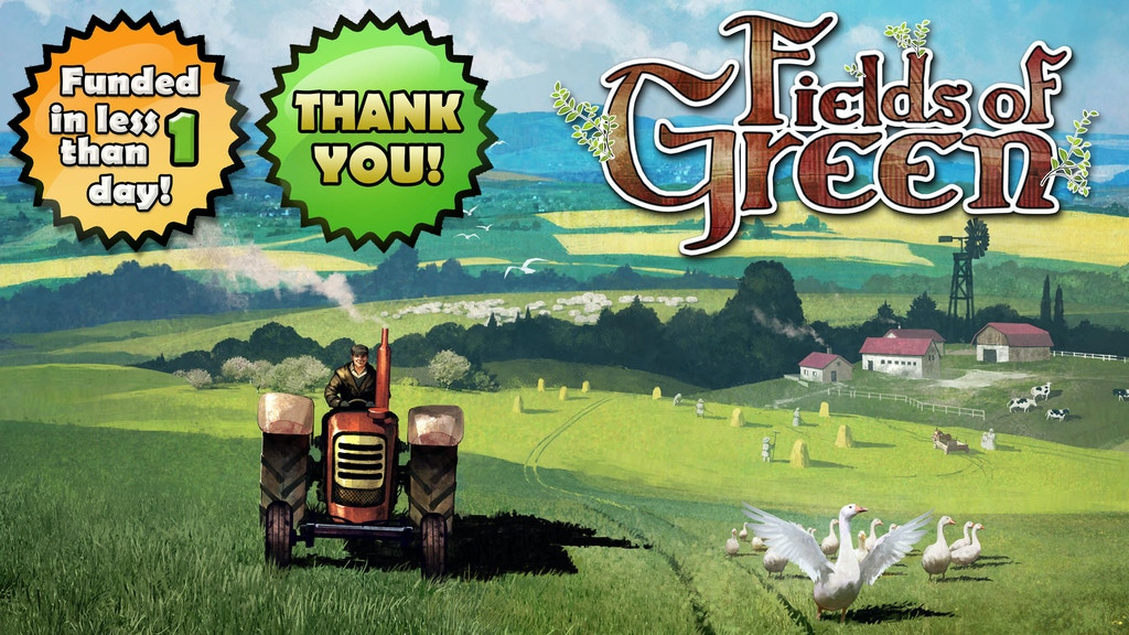 Fields of Green project video thumbnail