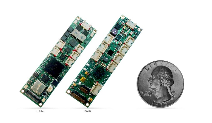 DRONA PIC - Powerful Sensing and Control Micro Boards