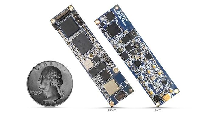 DRONA C3: Soft-Core Architecture, Diverse Sensing