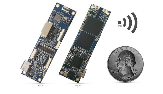 OCURA: Powerful multi-core computing and communication