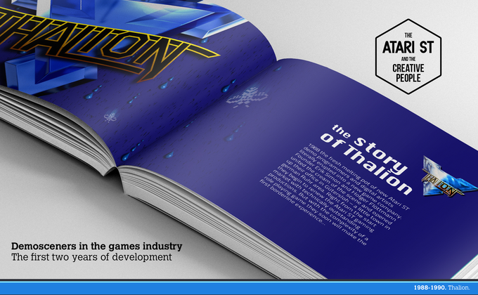 The Atari ST and the Creative People vol  1 by Marco A