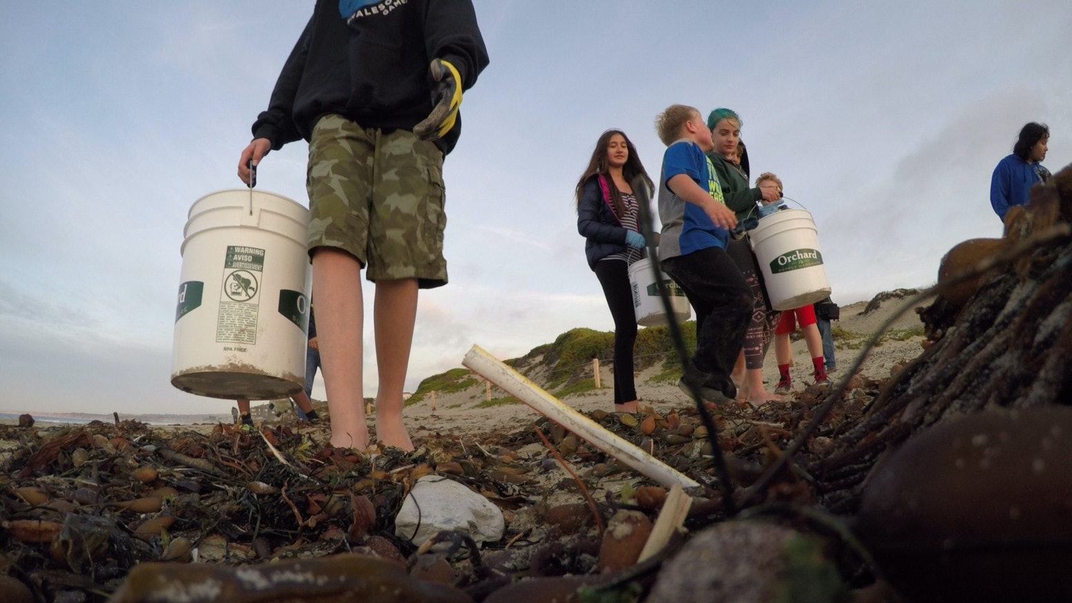 STRAWS is a short documentary about plastic straw litter and how community activists are making a sea of change one straw at a time.