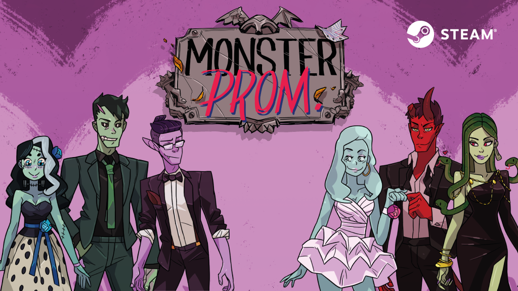 Monster Prom [a crazy twist on dating sims!] project video thumbnail