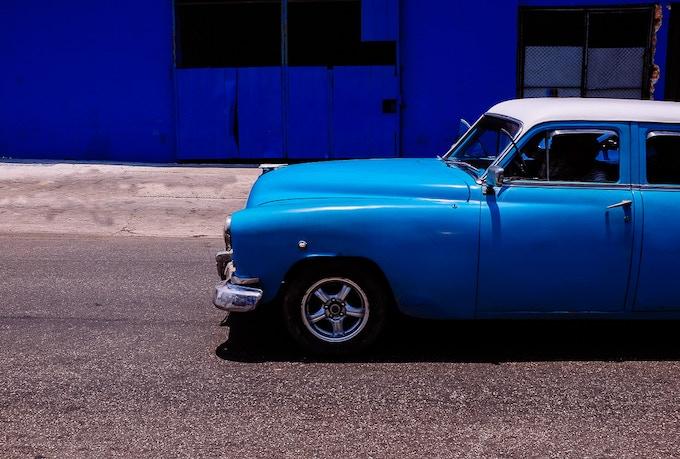 Blue Beauty by Nana Gyesie