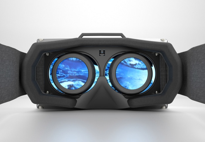 Turn your Smartphone into the ultimate device for Movies, Games and Augmented Reality. Huge 3D screen, everywhere and hands free