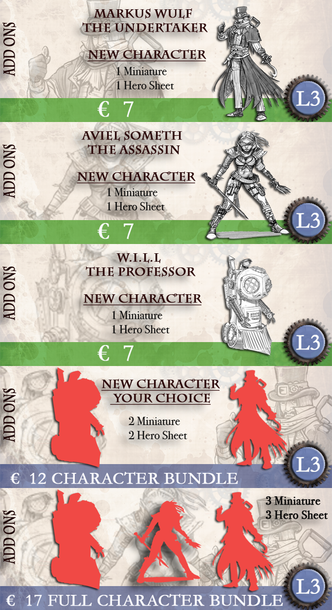 Character Add-Ons