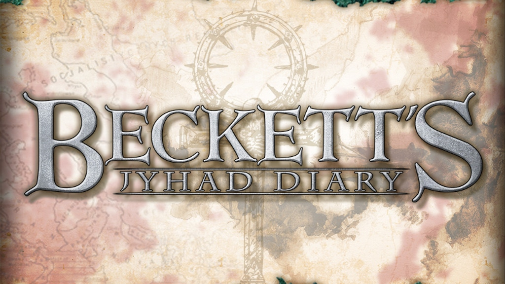 Deluxe V20 Beckett's Jyhad Diary project video thumbnail