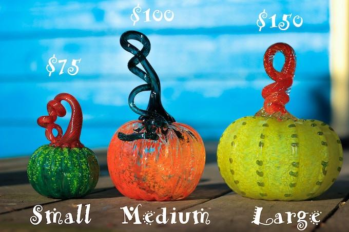 Our Famous Pumpkins!