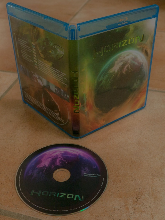 Horizon on Blu-ray.