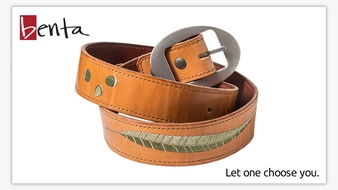 Benta Belts...Let one choose you