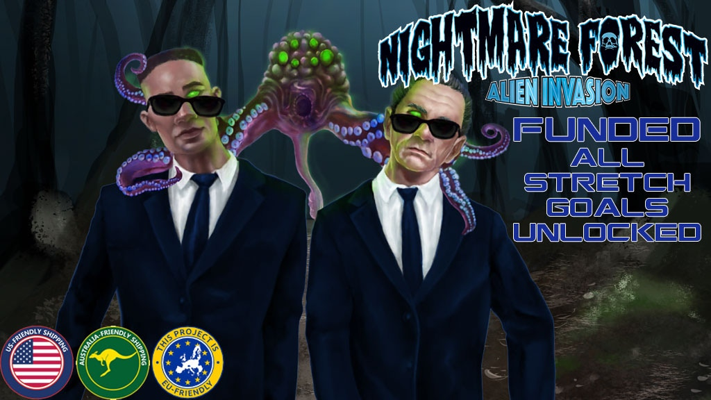 Nightmare Forest: Alien Invasion project video thumbnail