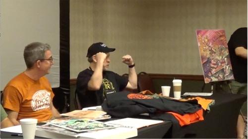 Hear creator Jim Wampler talk about Mutant Crawl Classics!