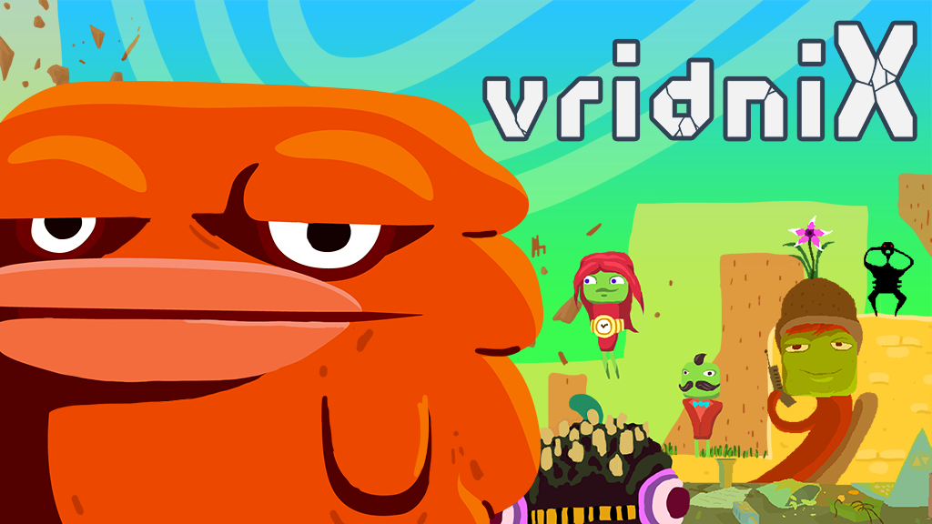 vridniX project video thumbnail