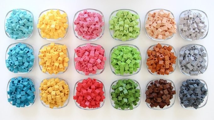 Lini cube shades