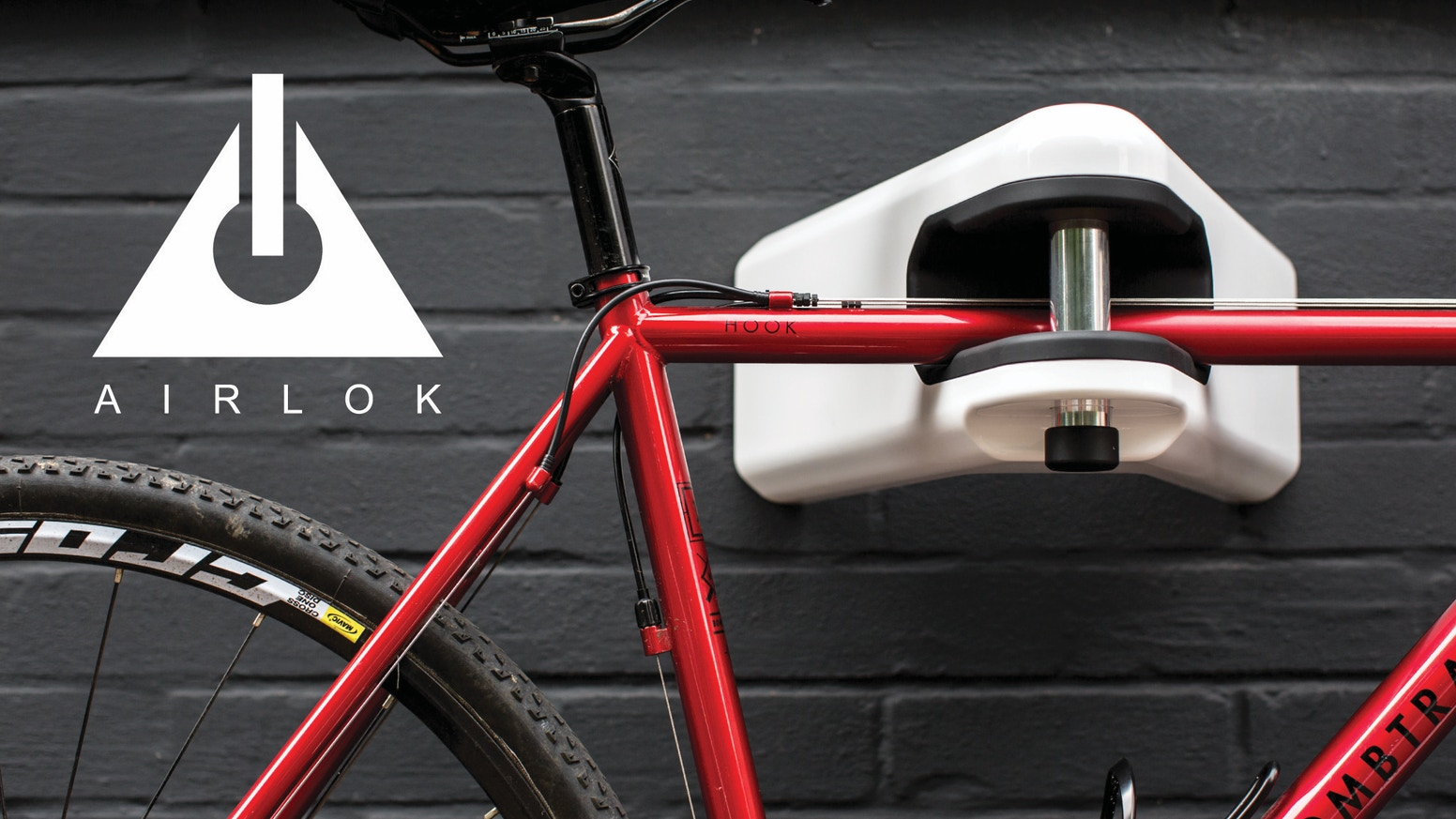 The world's first high security bike storage hanger. Ultimate bicycle protection and storage, indoors or outside.
