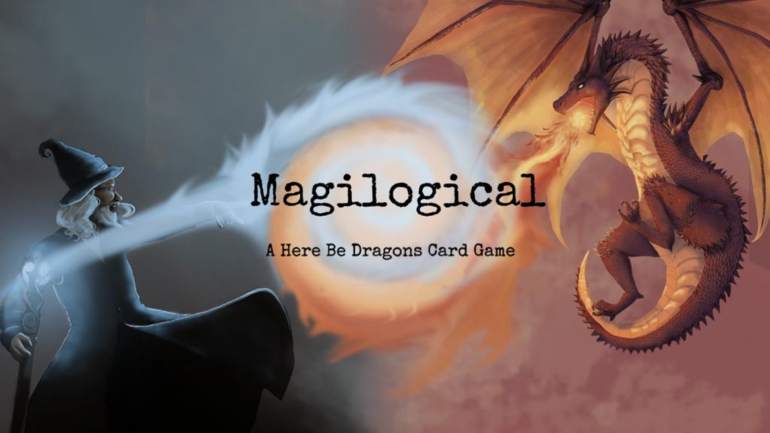 Magilogical is a simple card game that has been designed to introduce the concept of Logic Gates. Fantasy and Magic meet Computing.