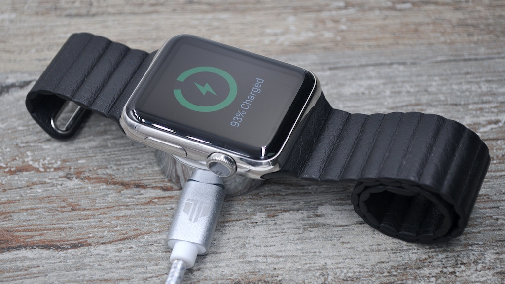 Diskus | The First Portable MFI Apple Watch Charger project video thumbnail
