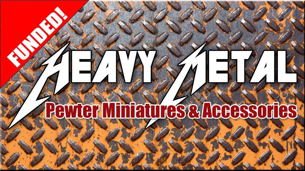 Heavy Metal project video thumbnail