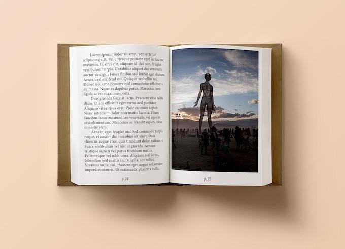 Fotolibro resumen del proyecto / Photo book of the project 30€