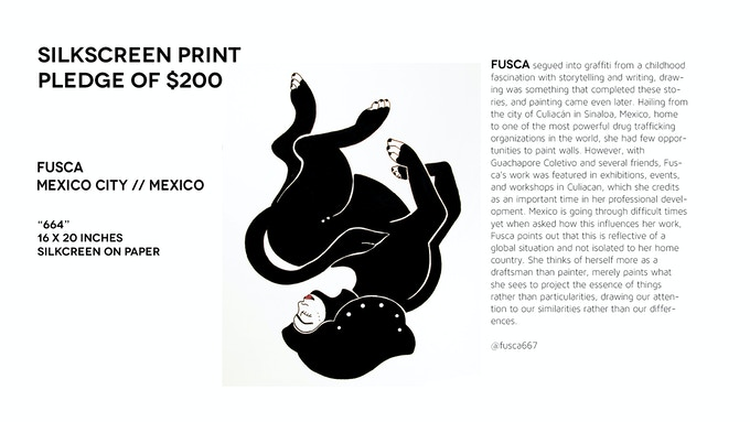FUSCA prints