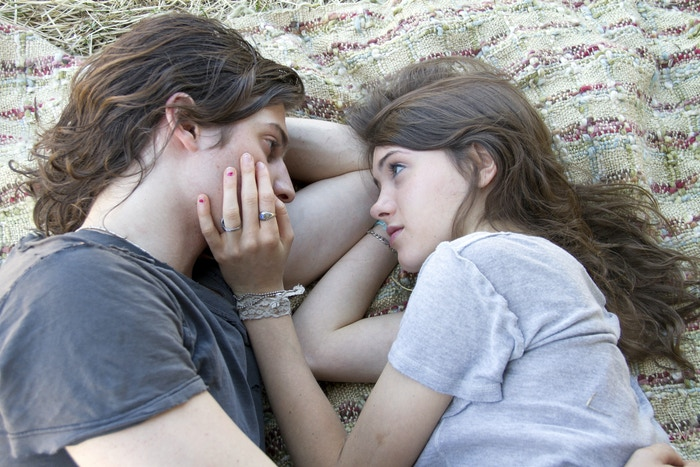 ...a road trip through the stunning and complex landscape of troubled young love. Feature film released theatrically in 2015