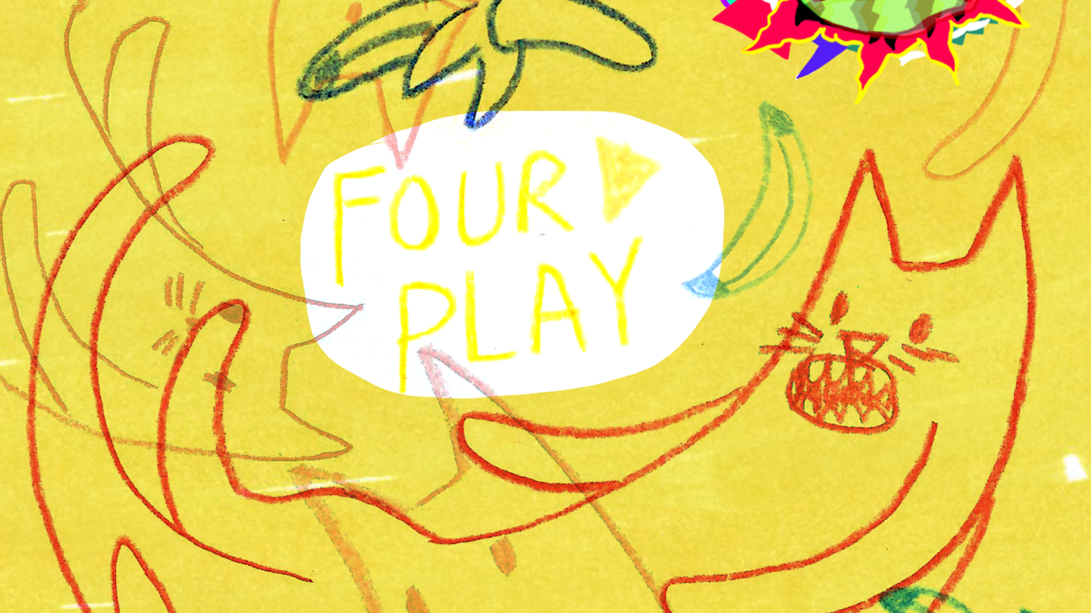 """Toxic Melons is back with a new E.P Called """"Four Play"""".  It features Roger Manning and Eric Dover from Jellyfish!    Fun Powerpop!"""
