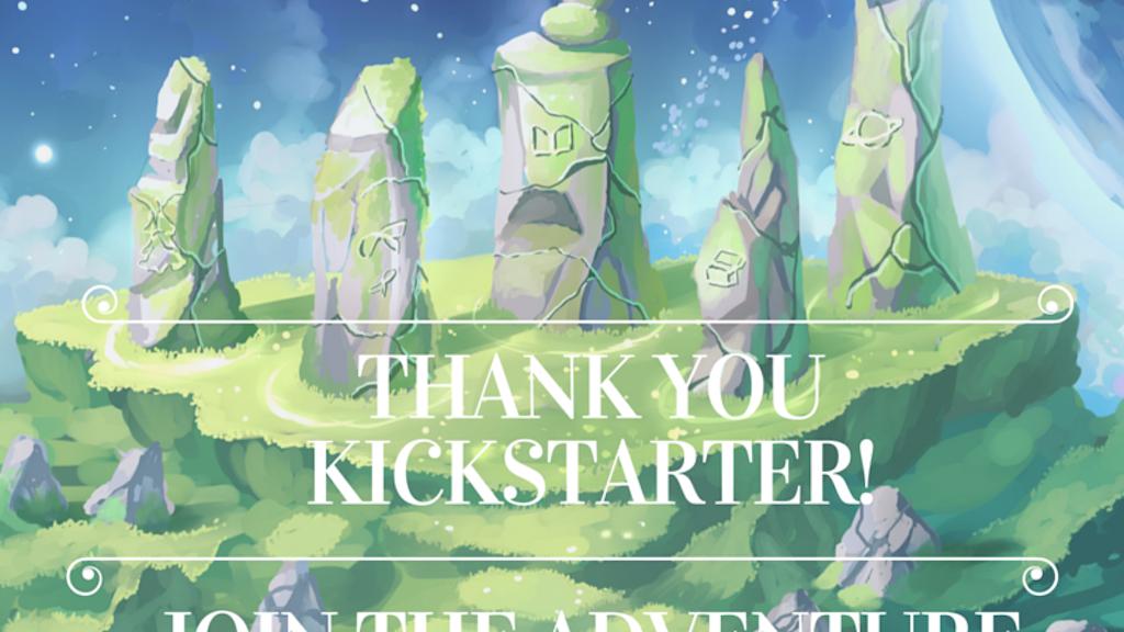Gates of Kintara - A Mystical Children's Book project video thumbnail